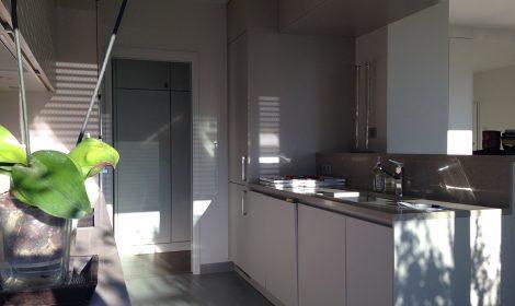stignani-architecte.fr, rénovation d'un appartement à Paris. Cuisine