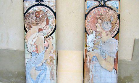 stignani-architecte.fr, peintures sur carreaux