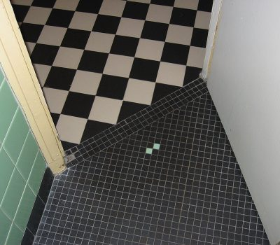 stignani-architecte.fr, travail du sol et des murs. Carrelages et mosaïques d'un appartement à Paris